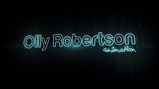 Olly Robertson Showreel 2013