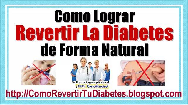 Revertir La Diabetes Descargar Un Metodo Natural Efectivo