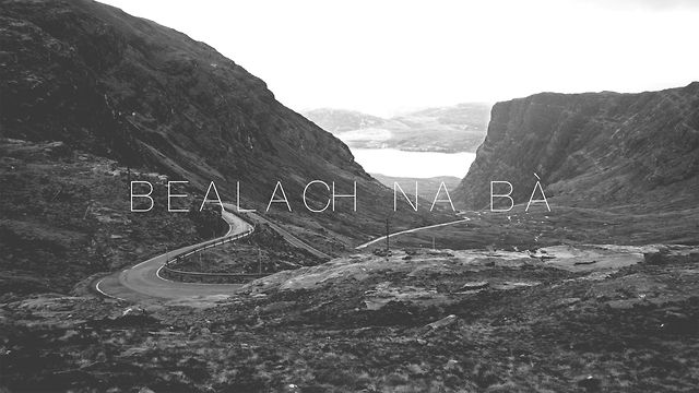 The 5th Floor & The North Race: BEALACH NA BÀ; Supported by TRAKKE