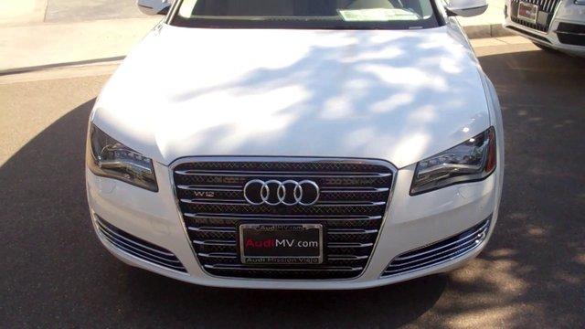 2013 Audi A8 W12 Walkaround On Vimeo