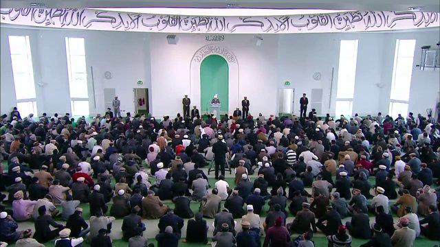 Urdu Friday Sermon 26th April 2013 Inculcate Truth and Justice by Hadhrat Mirza Masroor Ahmad