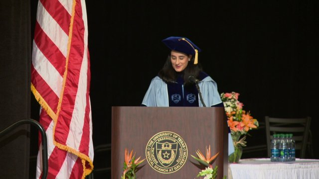 Commencement Speaker