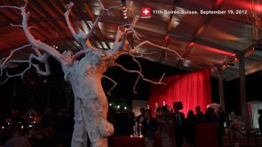 Soirée Suisse: An evening at the Swiss Ambassador's Residence