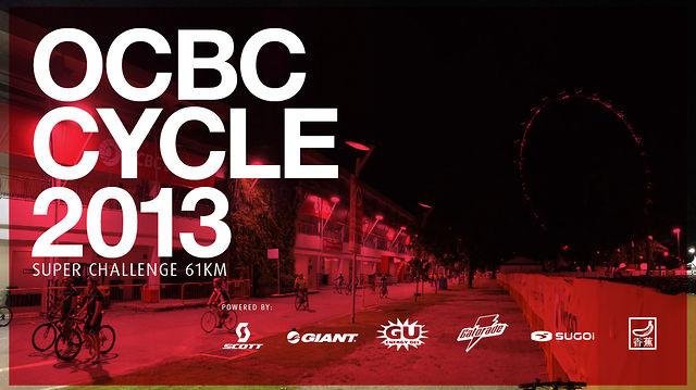 OCBC Cycle Singapore 2013