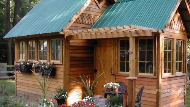 different types of sheds on vimeo