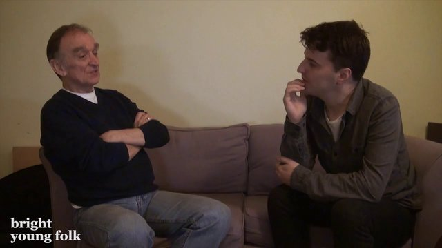 Martin Carthy & Jim Moray discuss folk singing