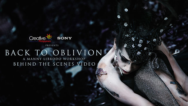 BACK TO OBLIVION : A MANNY LIBRODO WORKSHOP - BEHIND THE SCENES VIDEO