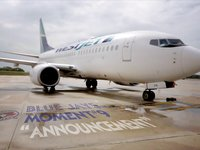 "WestJet/BlueJays - ""Announcement"""