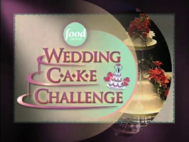 Food Network Wedding Cake Challenge Pictures