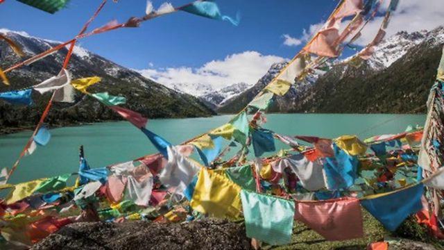 Shangri-La, Along the Tea Road to Lhasa