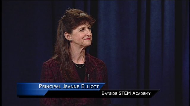 Peninsula Newsmakers - Jeanne Elliott