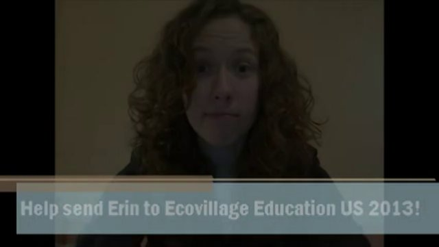 Erin To Ecovillage Education US 2013