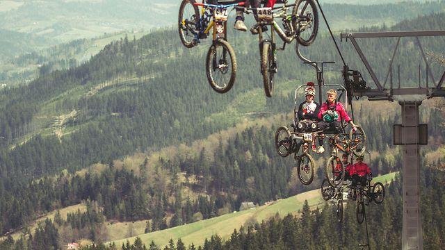 Downhill Contest • Wisła '13