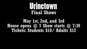 Urinetown Musical Ad