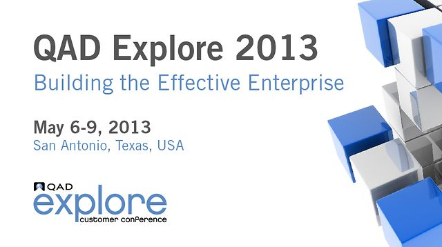 QAD Explore 2013