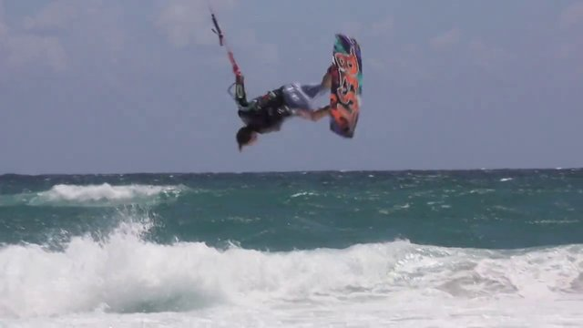 Kitesurfing News - Sean Buell: Triple S Wildcard Entry