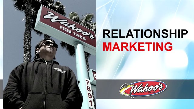 Wahoo's Brand Profile Part IV - Relationship Marketing