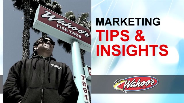 Wahoo's Brand Profile Part V - Marketing Tips & Insights