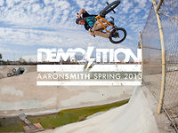 Demolition Parts: Aaron Smith Spring 2013 Edit.