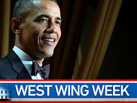 "West Wing Week: 05/03/13 or ""Nobody Does It Better"""