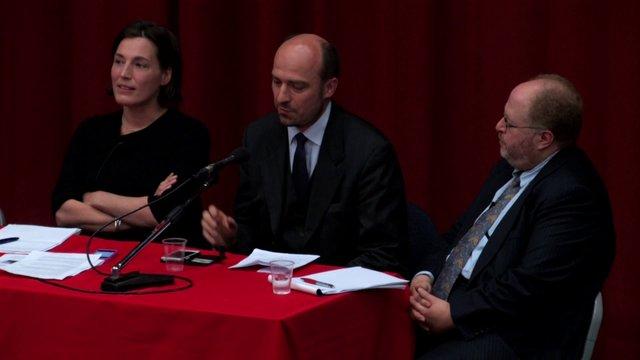 Panel Discussion - Thursday