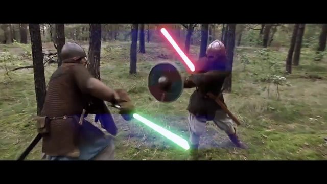 Lightsaber Test