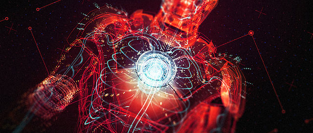 "IRON MAN III ""CONCEPT TITLES: REGENERATION"