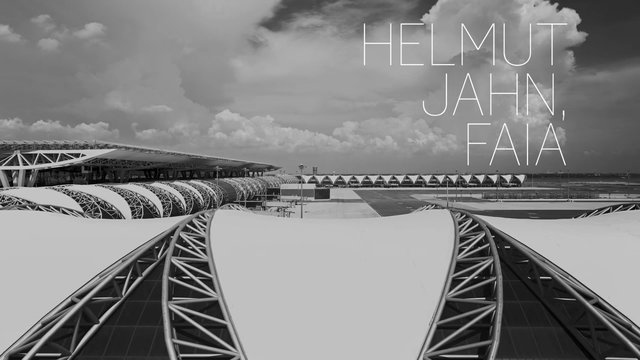 Helmut Jahn - AIA Lifetime Achievement Award