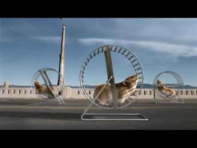 Kia Soul Hamster >> Kia Soul Hamster Commercial - Music Fort Knox by GoldFish (480p) on Vimeo