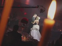 Cata y Alexis - Cinema wedding