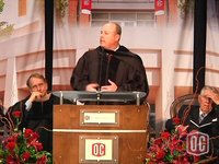 Kevin Turner Commencement Address