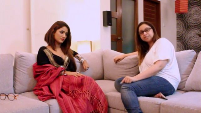 Mathira in conversation with PakVoter