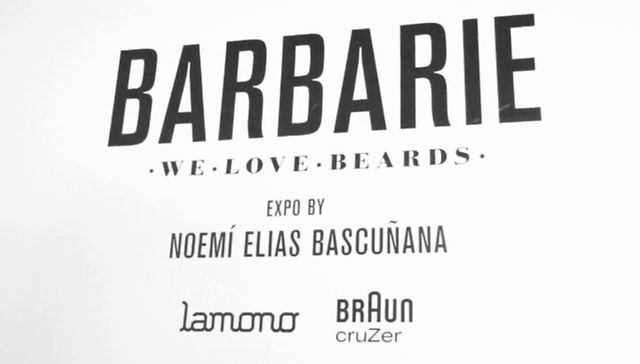 BARBARIE - we love beard