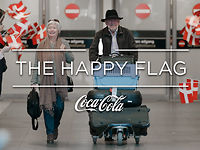 Coca-Cola - The Happy Flag