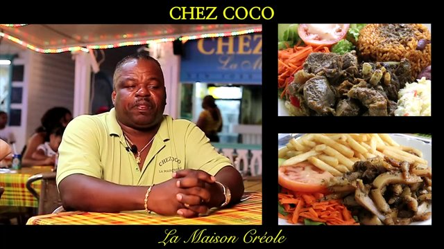Chez Coco tout est bon!