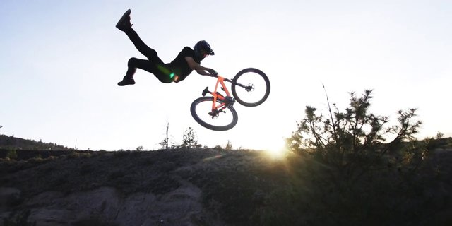 Mountain Bike News - Brett Rheeder in Kamloops