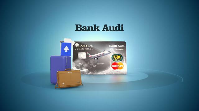 Bank Audi / Cedar miles