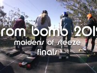 grom bomb - maidens final