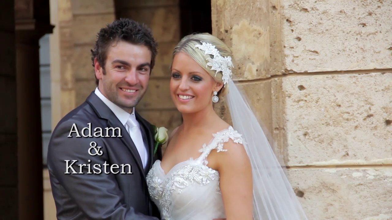 Kristen and Adam