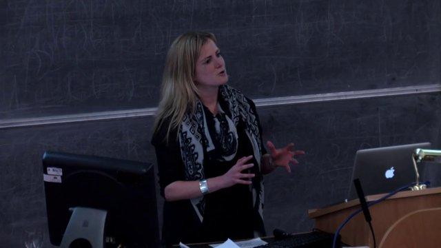 Dr Katherine Trebeck