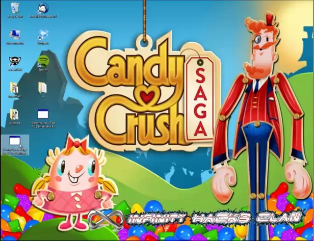 Candy Crush Saga Hack - Free Lives, Score Moves, Level 100% Working