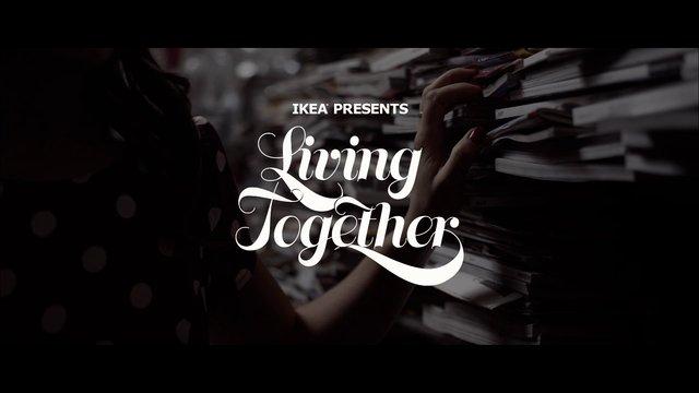 ikea 39 living together 39 on vimeo. Black Bedroom Furniture Sets. Home Design Ideas