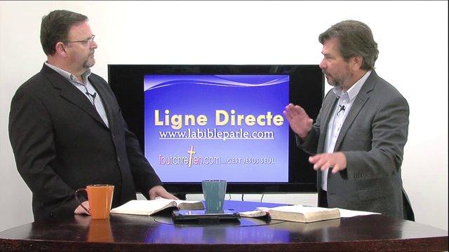 Ligne directe • 09-mai 2013 Le livre de Jean (partie15)