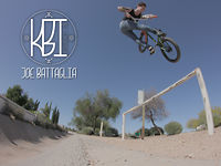 Ketch Bikes - Joe Battaglia in Arizona