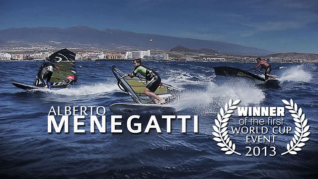 Alberto Menegatti - winter training