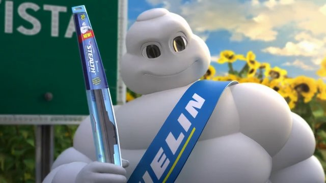 "Michelin Wiper Blades ""See the Signs"""