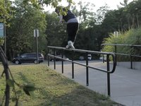 "SoFloRoll's new segment ""Burnt"" featuring left over/falls/raw footage of 2012-2013.    First up is Jon Fromm. Jon has made quite a name for himself this year with DVD releases in Razor's ""Children of the Future"", CFR's ""Feel Good Feel"", Alex Beaupre's ""Hope Dies Last""(http://www.youtube.com/watch?v=yTW2CYl_UKA), and his newest V.3 Am section for Scribe (https://vimeo.com/64173110).    This is all footage Jon did not use for his sections. We hope you enjoy our new segment.    www.sofloroll.com"