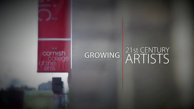 "Cornish College of the Arts - 2011 outreach story ""Growing 21st Century Artists"""