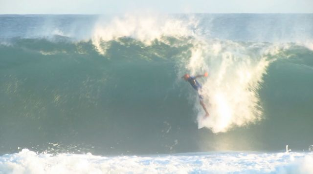 Kelly Slater | Postinho Backdoor