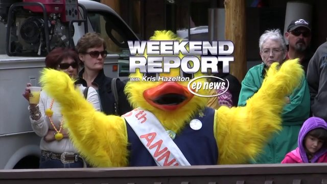 Weekend Report, May 10, 2013